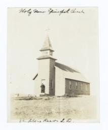 Holy Name Episcopal Church, Yankton Reservation, South Dakota