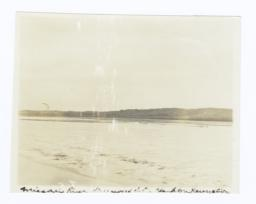 Missouri River, Yankton Reservation, South Dakota
