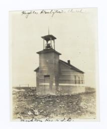 Heyata Presbyterian Church, Yankton Reservation, South Dakota
