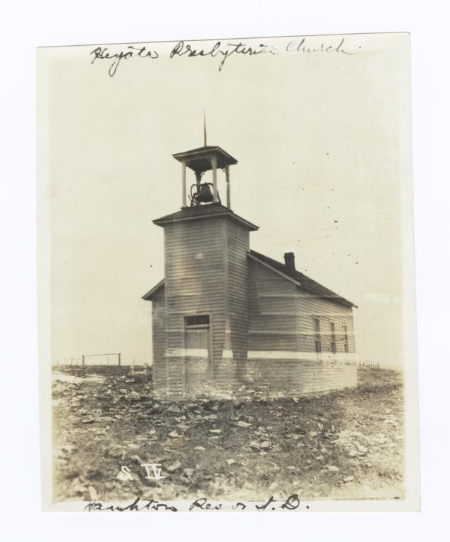 Heyata Presbyterian Church, Yankton Reservation, South Dakota