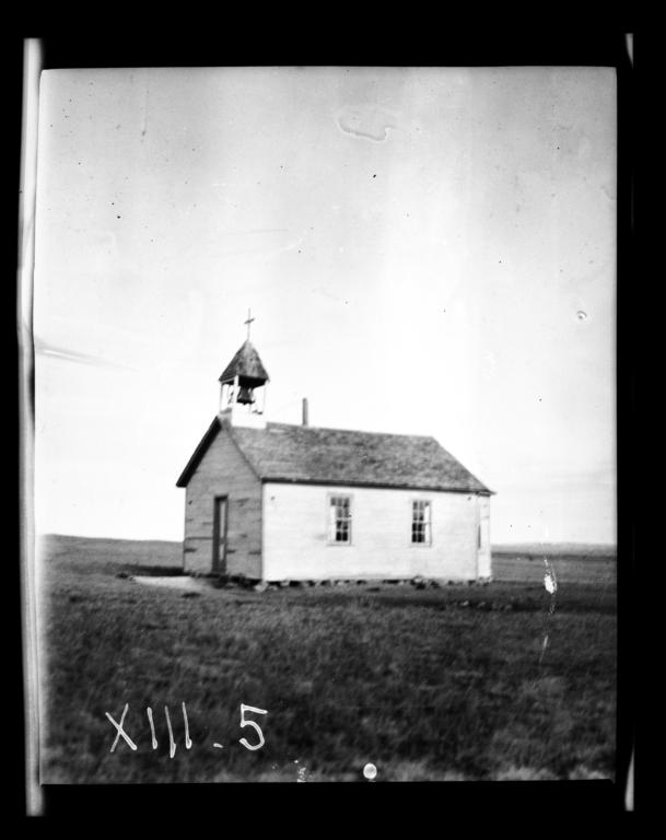 St. Paul's Episcopal Church, Rosebud Reservation, South Dakota