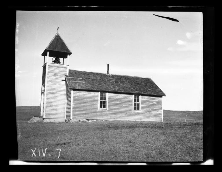 St. Philip's Episcopal Church, Rosebud Reservation, South Dakota