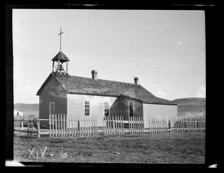 St. James Episcopal Church, Rosebud Reservation, South Dakota