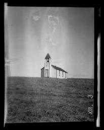 St. Andrew's Episcopal Church, Rosebud Reservation, South Dakota