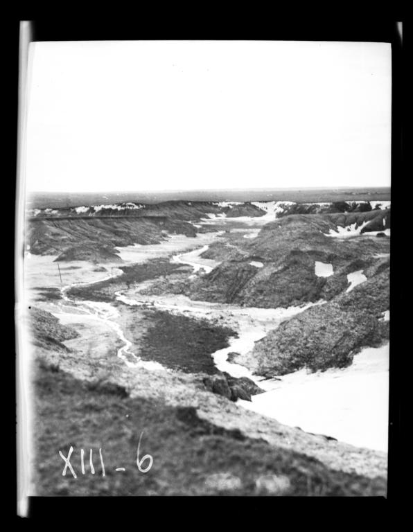 Badlands, Rosebud Reservation, South Dakota
