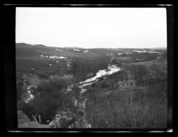 Rosebud Creek, Rosebud Reservation, South Dakota