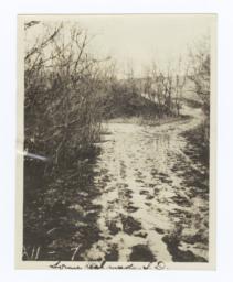 Muddy Road, Rosebud Reservation, South Dakota