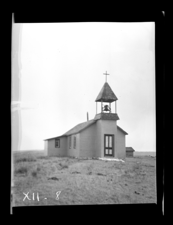 St. Peter's Episcopal Church, Rosebud Reservation, South Dakota