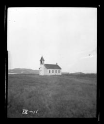 Presbyterian Church, Rosebud Reservation, South Dakota
