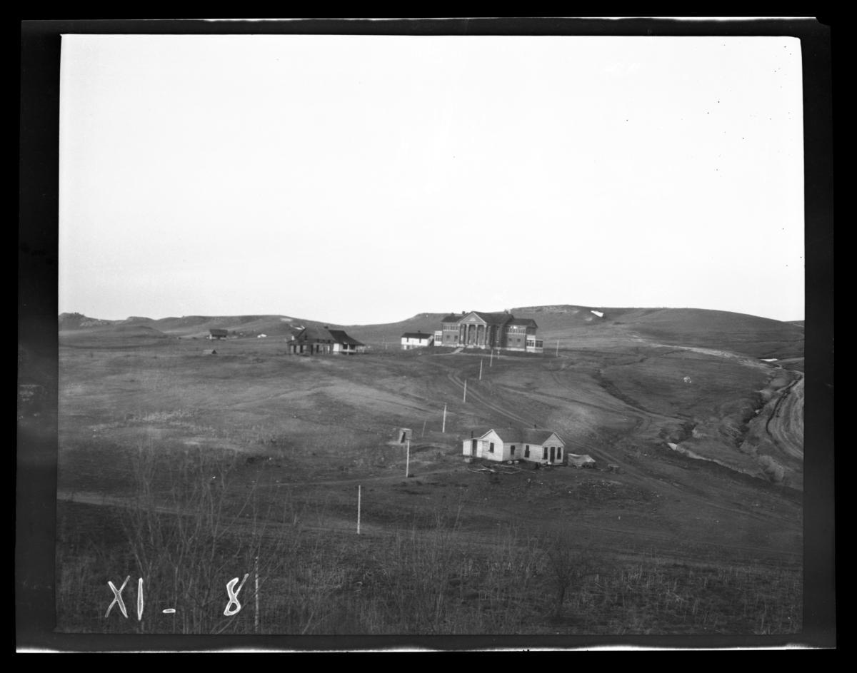 Hospital at Rosebud Reservation, South Dakota