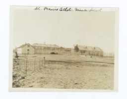 St. Francis Catholic Mission School, Rosebud Reservation, South Dakota