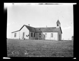 Holy Innocents Episcopal Church, Rosebud Reservation, South Dakota