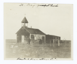 St. George Episcopal Church, Rosebud Reservation, South Dakota