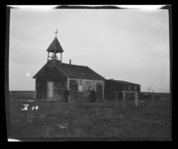 St. George Episcopal Church, Rosebud Reservation, South Dakota