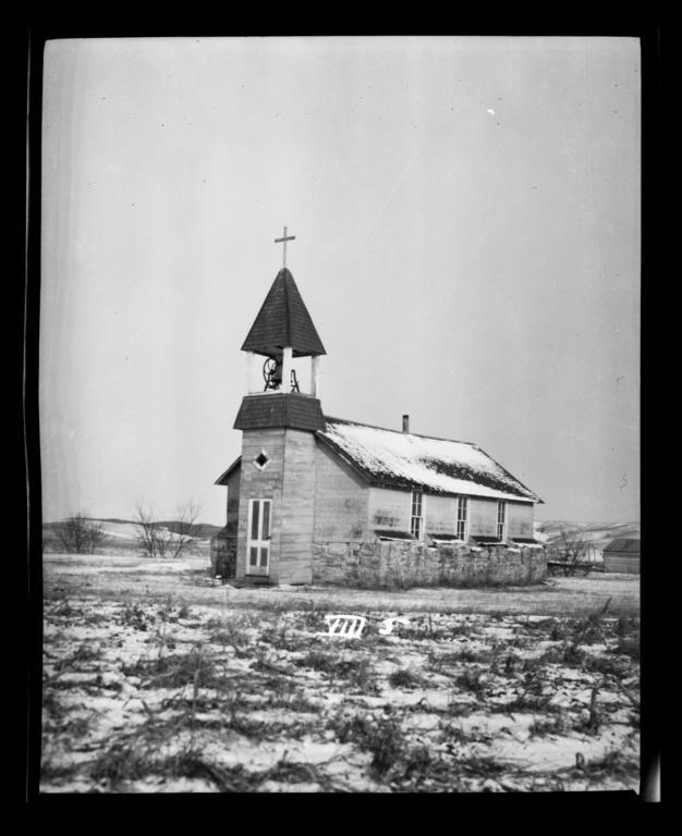 All Saints Episcopal Church, Rosebud Reservation, South Dakota