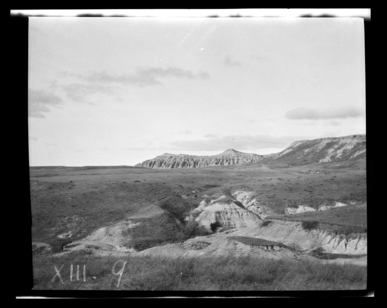 Badlands on the Rosebud Reservation, South Dakota