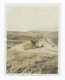 Badlands on the Rosebud Reservation, South Dakota