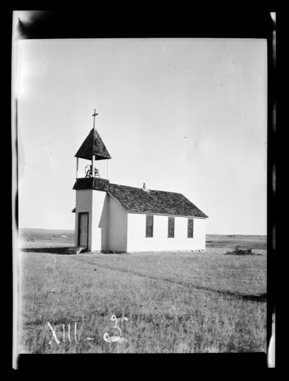 St. Mark's Episcopal Church, Rosebud Reservation, South Dakota