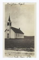 Presbyterian Chapel, Crow Creek Reservation, South Dakota