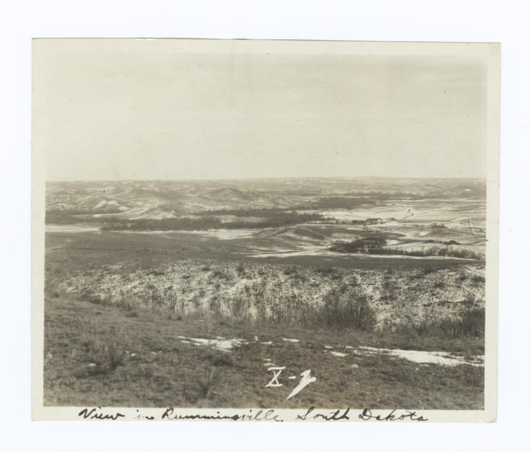 "Lands Known as ""Bad Nation,"" South Dakota"