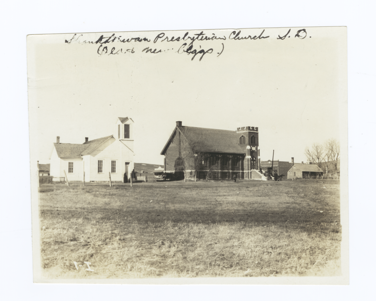 Shanktonwan Presbyterian Church Buildings, South Dakota