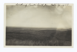 Looking East and South from Brule Agency, South Dakota