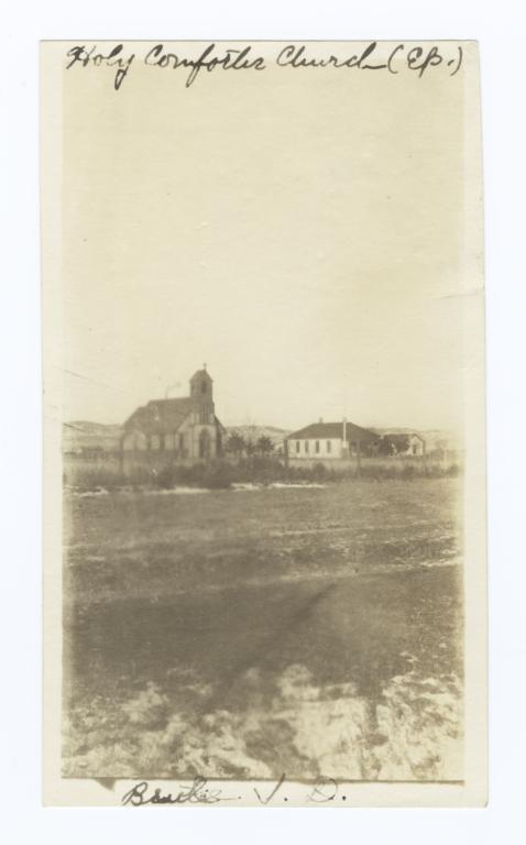 Holy Comforter Church, Lower Brule, South Dakota