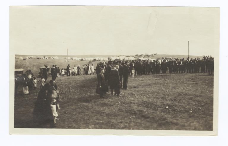 Episcopal Convocation at Enemy Swim, Sisseton Reservation, South Dakota