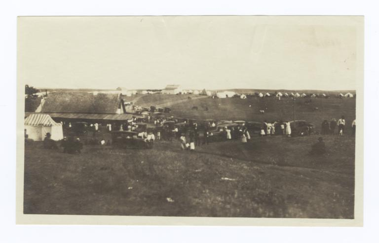 Sioux Convocation, South Dakota