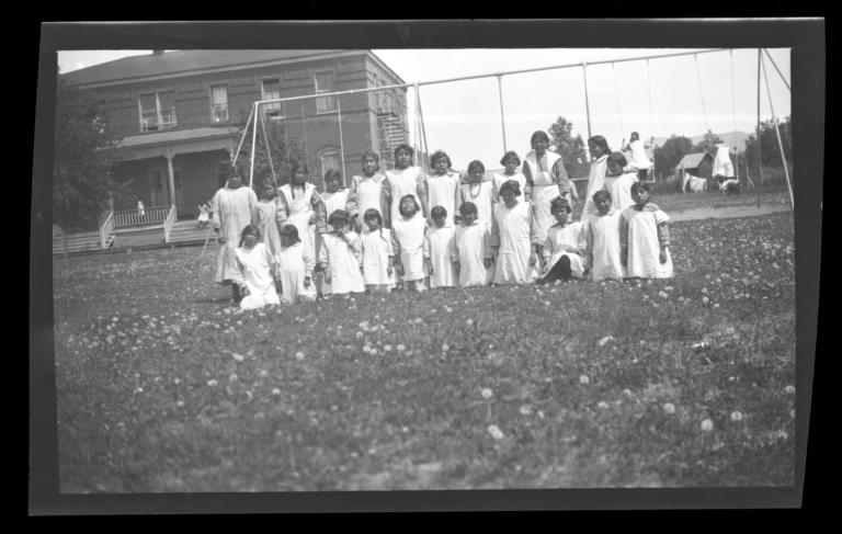 Government Boarding School for Girls Uintah and Ouray Reservation Whiterocks, Utah
