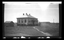 Office Building, Uintah and Ouray Reservation, Fort Duchesne, Utah
