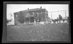 Girls' Dormitory, Government Boarding School, Uintah and Ouray Reservation, Whiterocks, Utah