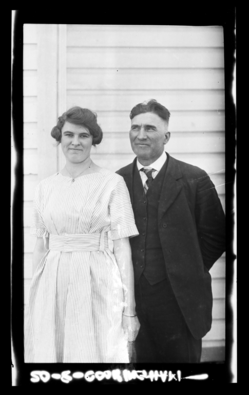 Reverend and Mrs. Cookinghamd, Methodist Missionaries