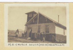 Methodist Episcopal Church South, Nespelem, Washington