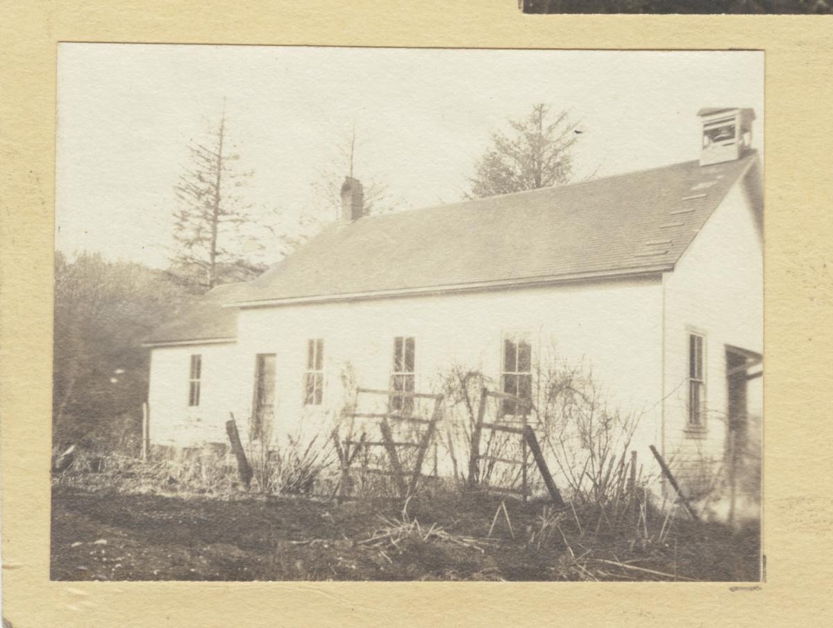 Presbyterian Church at Neah Bay, Washington