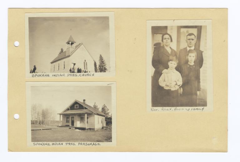 Spokane Presbyterian Church, Washington; 3 Photo Album