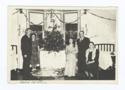Christmas at the Tacoma Indian Hospital, Tacoma, Washington