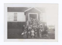Taholah Sunday School, Taholah, Washington