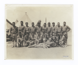 Indian Soldiers from Arizona at Camp Kearny