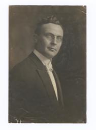Portrait of R.D. Hall