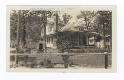 Superintendent's Cottage, Choctaw-Chickasaw Sanatorium, Talihina, Oklahoma