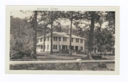 Nurses' Home, Choctaw-Chickasaw Sanatorium, Talihina, Oklahoma