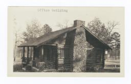 Office Building, Choctaw-Chickasaw Sanatorium, Talihina, Oklahoma