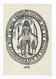 Massachusetts Bay Colony Seal