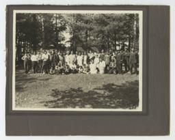 Chippewa Camp Meeting, at Indian Grove, near Mikado, Michigan
