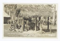 Seminole Indian Kitchen