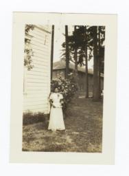 Dorothy Jones, a Student at Chemawa School