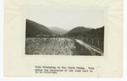 Farmland on the Cherokee Reservation