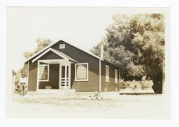 New Home on the Santa Rosa Reservation