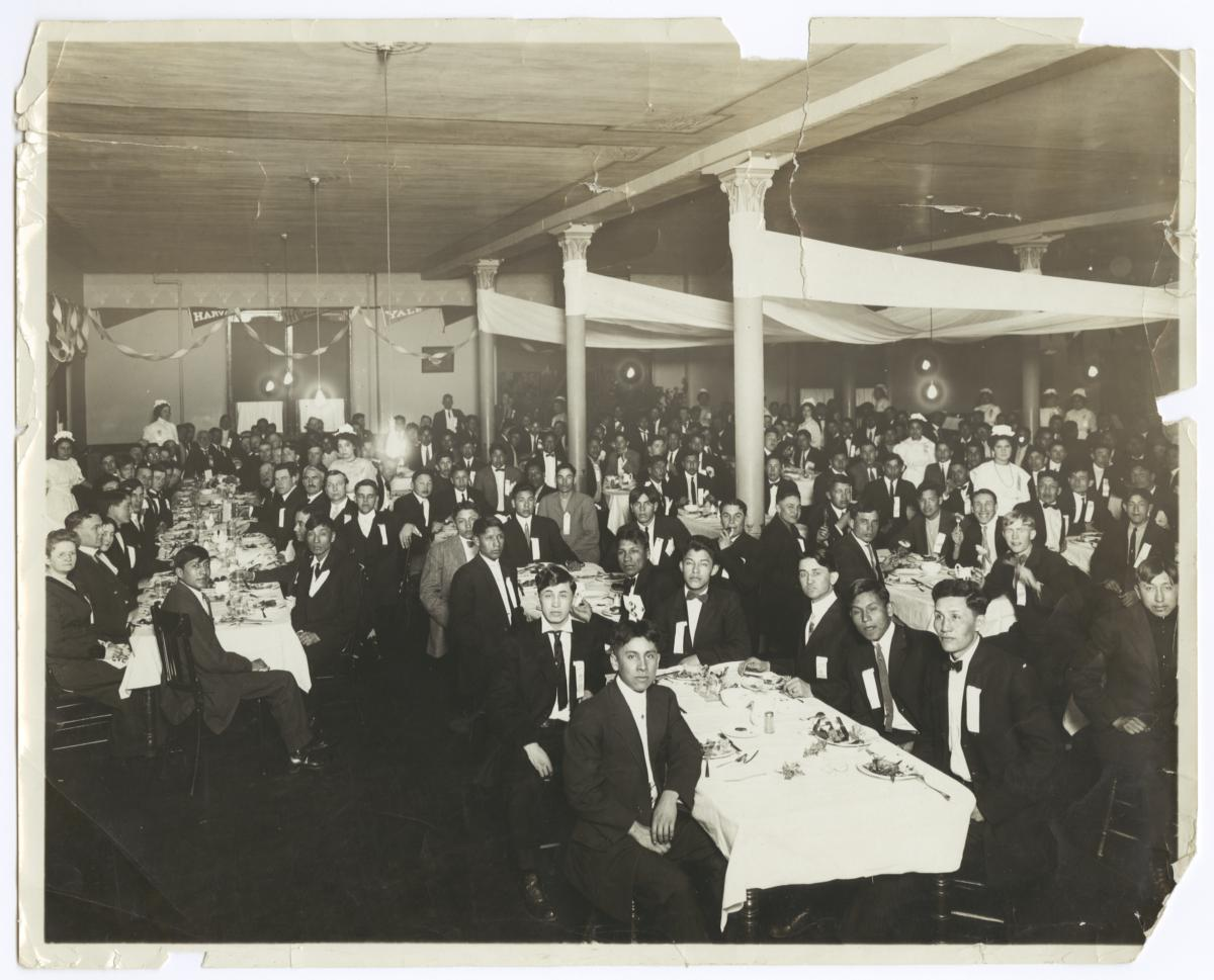 All-School Banquet, Lawrence, Kansas
